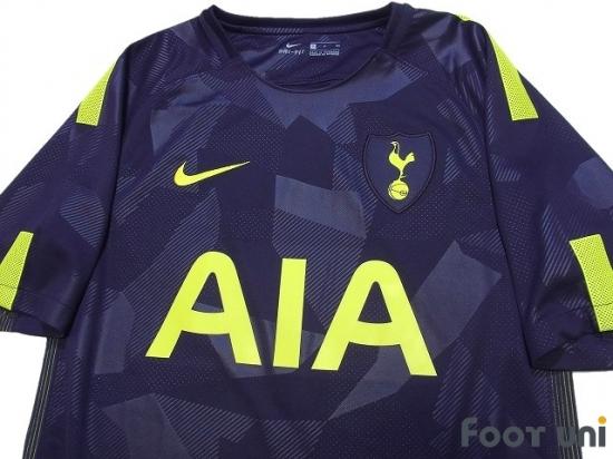 san francisco d7a6c 7b3cc Tottenham Hotspur 2017-2018 3rd Shirt - Online Store From ...