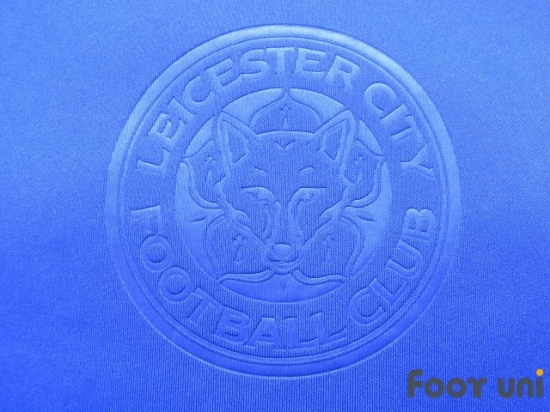 00967f89732 Leicester City 2010-2011 Home Shirt - Online Store From Footuni Japan