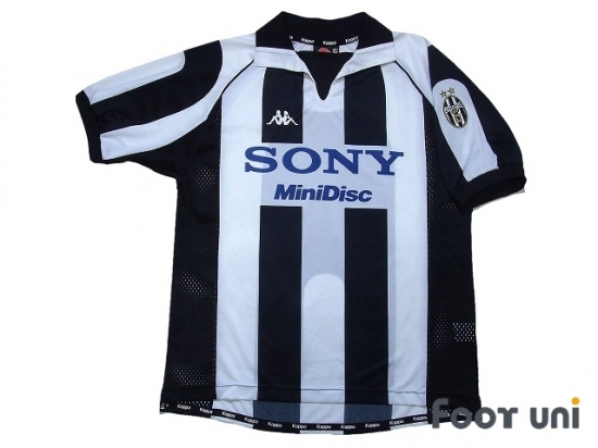 wholesale dealer 995e0 dab73 Juventus 1997-1998 Home Shirt #21 Zidane - Online Store From ...