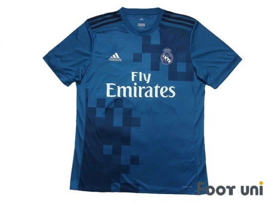 save off 9ca49 8422d Real Madrid 2017-2018 3rd Shirt #20 Asensio