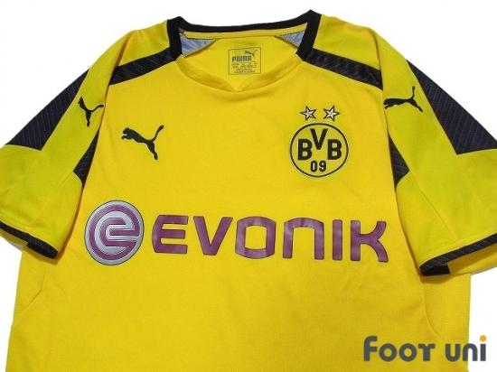 Borussia Dortmund 2016-2017 Home Shirt