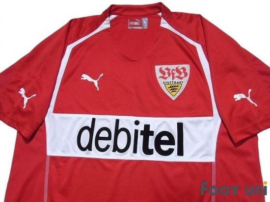 Vfb Stuttgart 2004 2005 Away Shirt Online Store From Footuni Japan