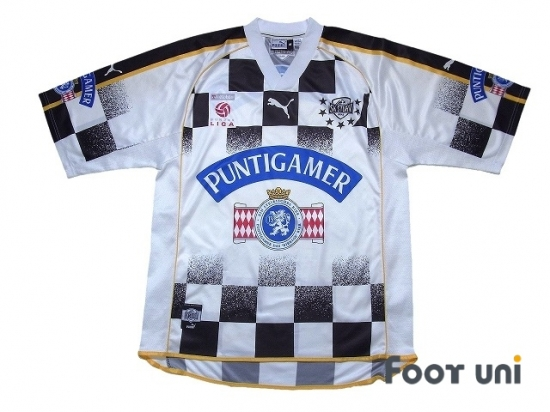 Sturm Graz 2001 2002 Home Shirt Online Store From Footuni Japan