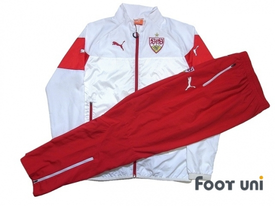 Vfb Stuttgart Track Jacket Online Store From Footuni Japan