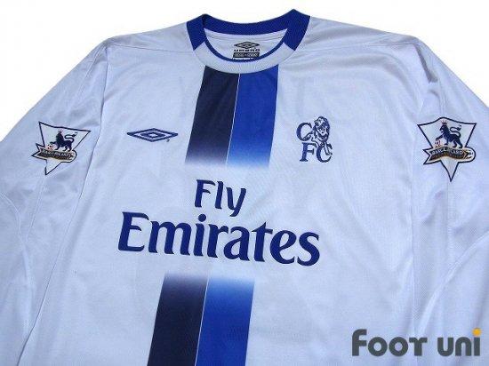 Chelsea 2003-2005 Away Long Sleeve Shirt #26 Terry - Online Shop ...