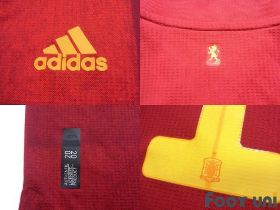 Details about  /Spain 2020//21 Home Ramos #15 Jersey Name Set